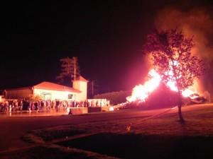 Halloween Bon Fire