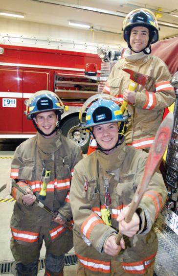 Jr. Firefighter Program
