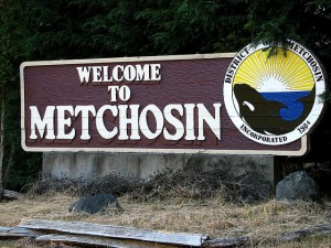 Welcome To Metchosin