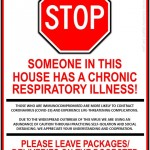 respiratory sign